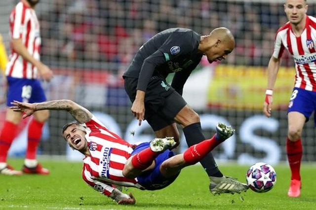 Những khoảnh khắc thất bại của Liverpool trên sân Atletico Madrid - 17