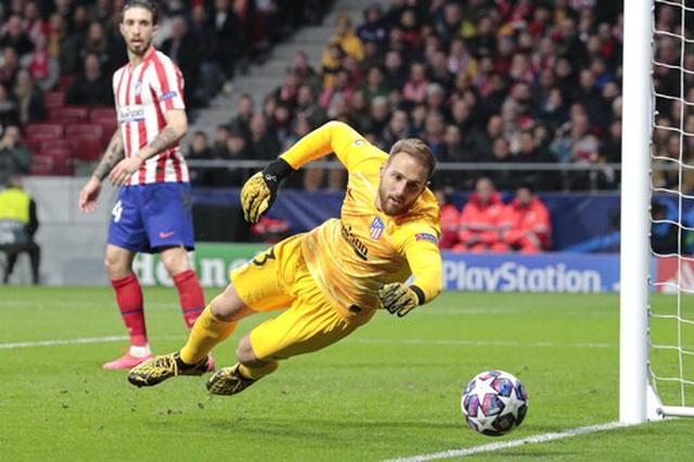 Những khoảnh khắc thất bại của Liverpool trên sân Atletico Madrid - 20