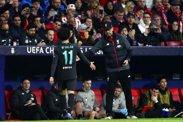 Atletico Madrid 1-0 Liverpool: Bàn thắng duy nhất của Saul - 2