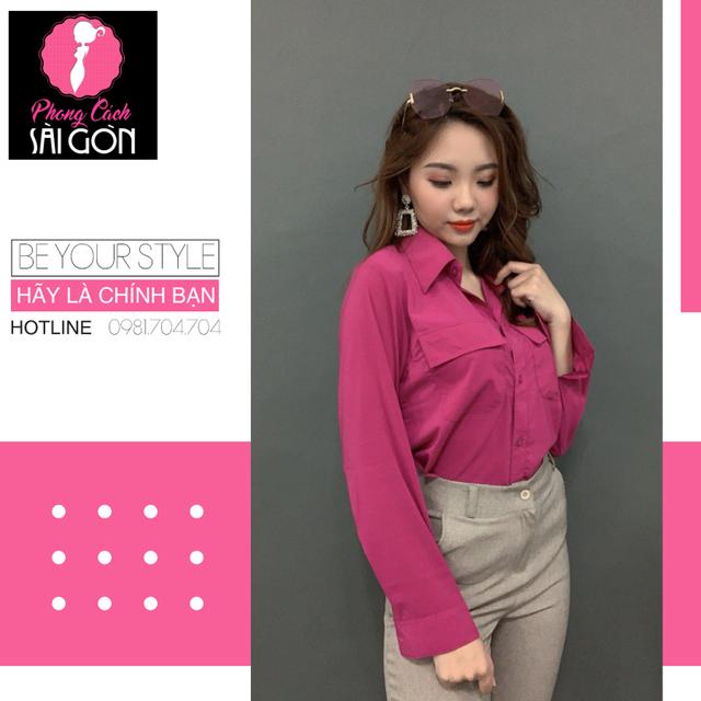 Phong cách Sài Gòn - địa điểm mua sắm trực tuyến đáng tin cậy! - 2