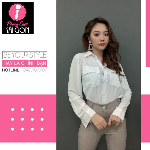 Phong cách Sài Gòn - địa điểm mua sắm trực tuyến đáng tin cậy! - 3