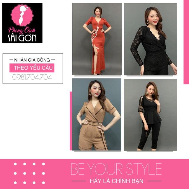 Phong cách Sài Gòn - địa điểm mua sắm trực tuyến đáng tin cậy! - 5