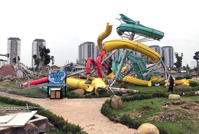 Hà Nội chính thức thanh tra vụ đập bỏ Công viên nước Thanh Hà - 1