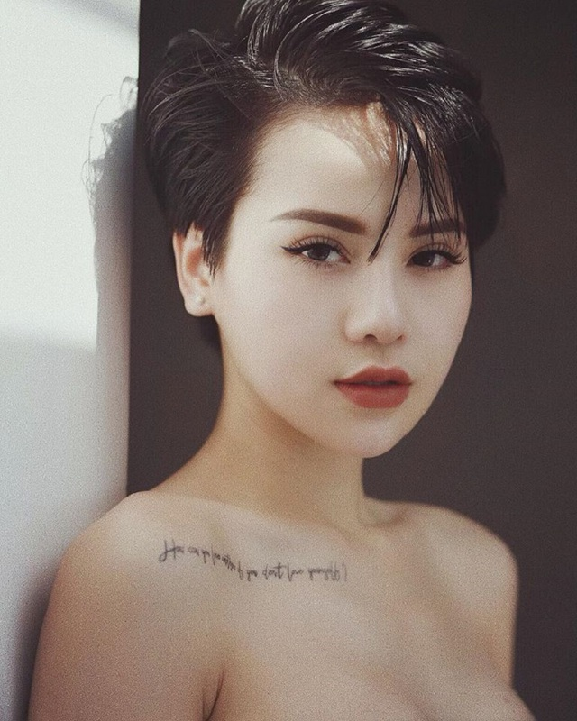 Cô gái Quảng Nam quyến rũ dũng cảm ngược dòng phán xét - 5