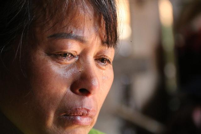 Xót xa cảnh người phụ nữ chằng chịt sẹo gồng mình nuôi chồng con ung thư - 8