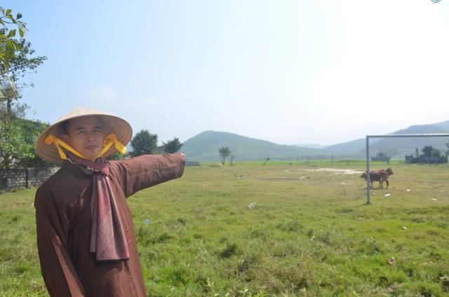 Trại giết mổ tập trung bị phản ứng vì quy hoạch gần chùa cổ tại Quảng Bình - 3