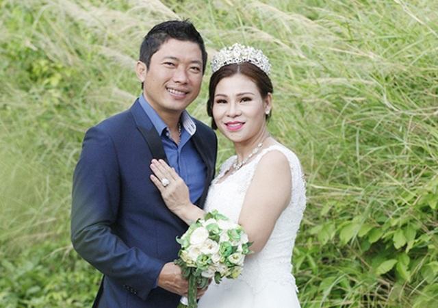 Kinh Quốc và vợ đại gia vẫn chưa tổ chức đám cưới - 2