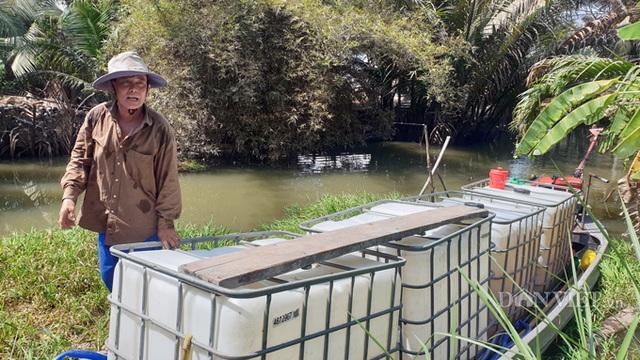 Nghề lạ Bến Tre: Đổi nước cho dân vùng nhiễm mặn, bỏ túi tiền triệu - 10