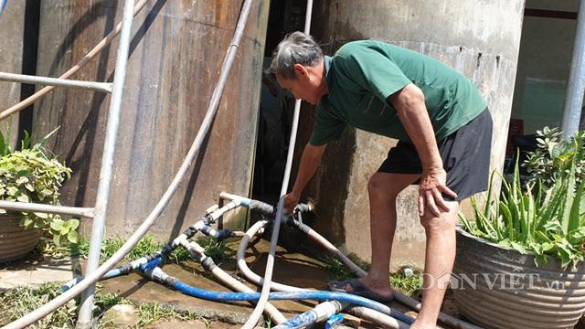 Nghề lạ Bến Tre: Đổi nước cho dân vùng nhiễm mặn, bỏ túi tiền triệu - 8