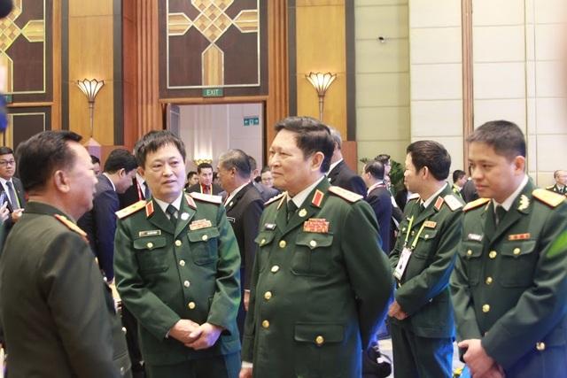 Khai mạc Hội nghị hẹp Bộ trưởng Quốc phòng các nước ASEAN 2020 - 1