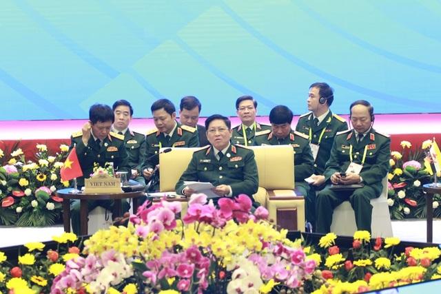 Khai mạc Hội nghị hẹp Bộ trưởng Quốc phòng các nước ASEAN 2020 - 3