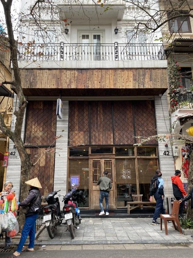 Ngôi nhà tổ kén làm từ vật liệu bỏ đi độc đáo giữa phố cổ Hà Nội - 3