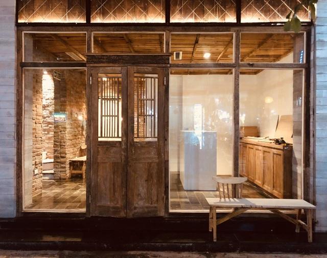 Ngôi nhà tổ kén làm từ vật liệu bỏ đi độc đáo giữa phố cổ Hà Nội - 4