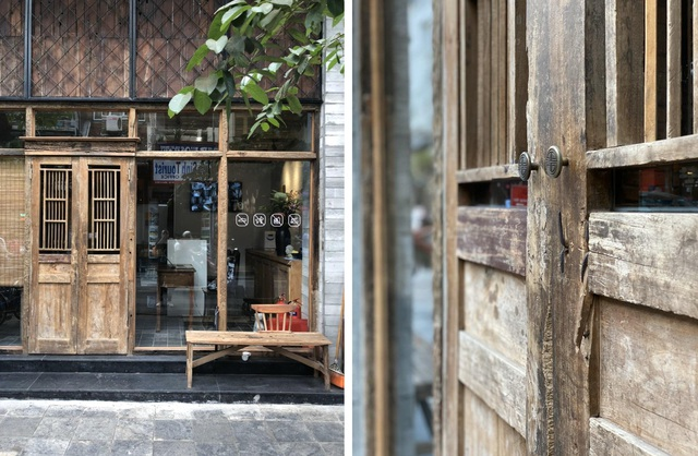 Ngôi nhà tổ kén làm từ vật liệu bỏ đi độc đáo giữa phố cổ Hà Nội - 5