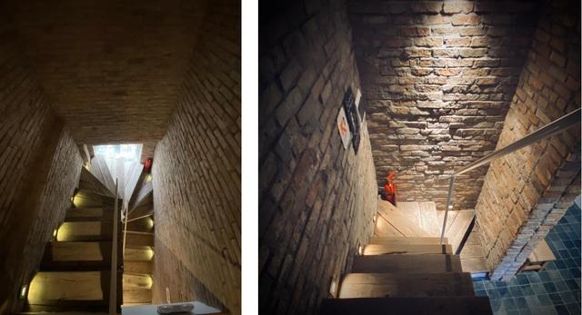 Ngôi nhà tổ kén làm từ vật liệu bỏ đi độc đáo giữa phố cổ Hà Nội - 7