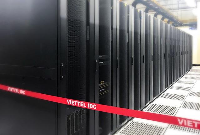 Năm 2020, Viettel IDC tiếp tục tăng trưởng doanh thu cloud 100% - 1