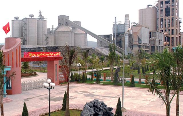 Phát hiện nhiều vi phạm tại Công ty Xi măng Vicem Hoàng Mai - 1