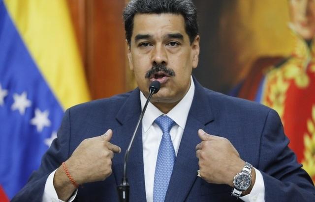 Mỹ trừng phạt công ty dầu mỏ của Nga vì lén giúp Venezuela - 1