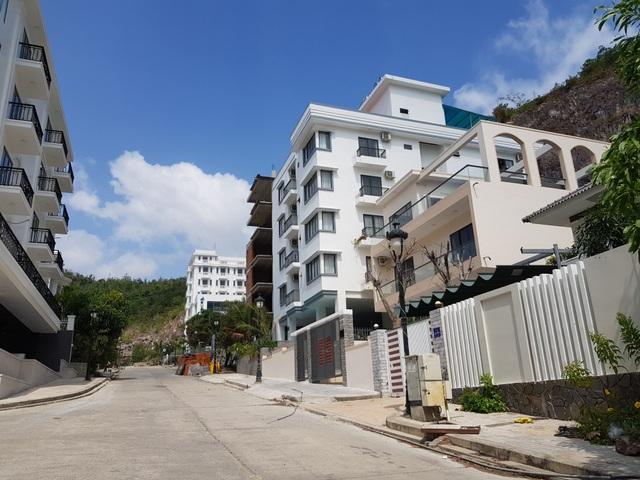 Biệt thự xây sai quy hoạch tại dự án Ocean View Nha Trang đã hoàn thiện - 3
