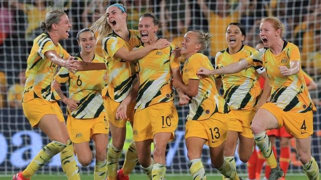 """Đội nữ Australia triệu tập đội hình """"khủng"""", quyết thắng nữ Việt Nam - 1"""