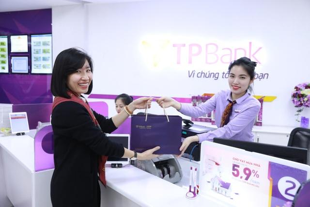 TPBank tiếp tục được vinh danh là ngân hàng số xuất sắc nhất - 1