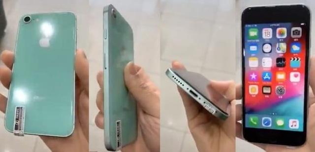 """Lộ video thực tế iPhone 9 phiên bản """"giá rẻ"""" - 1"""