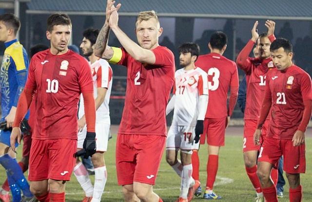 Kyrgyzstan mang dàn cầu thủ nhập tịch đấu đội tuyển Việt Nam - 1