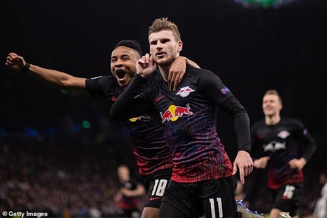 HLV Mourinho: Tottenham đấu Leipzig với một khẩu súng không có đạn - 2