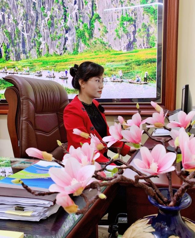 Trường học Ninh Bình đẩy mạnh dạy và học trực tuyến dịp nghỉ phòng dịch Covid-19 - 1