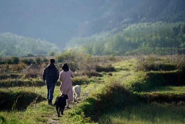 Cặp vợ chồng dành hết tiền tiết kiệm 15 năm để ở ẩn trong làng cổ - 1