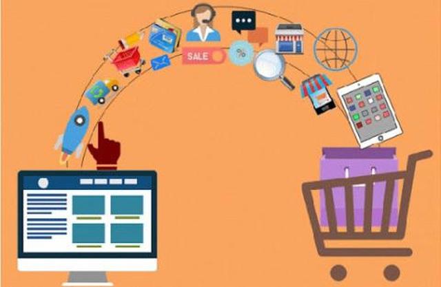 Thương mại điện tử Việt Nam: Bóng dáng nhà đầu tư Trung Quốc - 1