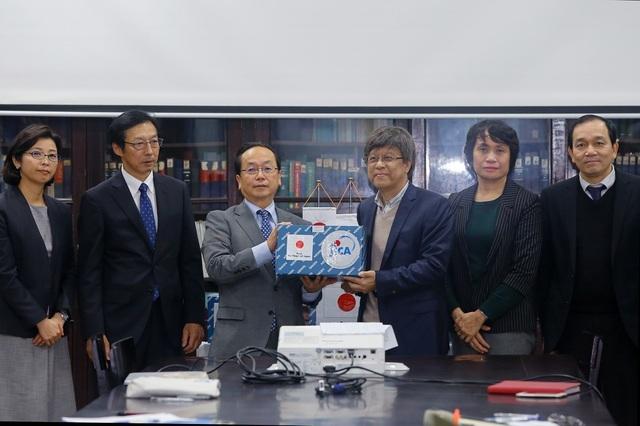 Nhật Bản tiếp tục hỗ trợ Việt Nam phòng chống dịch do virus Covid-19 - 1