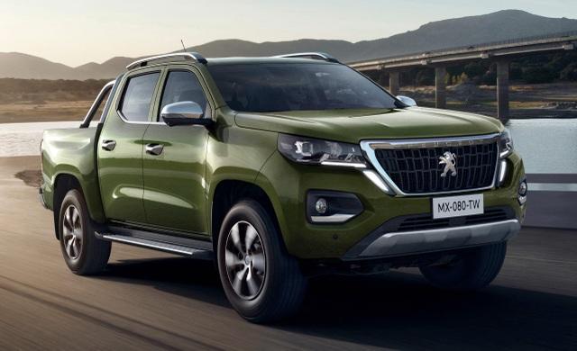 Bán tải Peugeot Landtrek sẽ dùng động cơ của cả Isuzu và Mitsubishi - 1