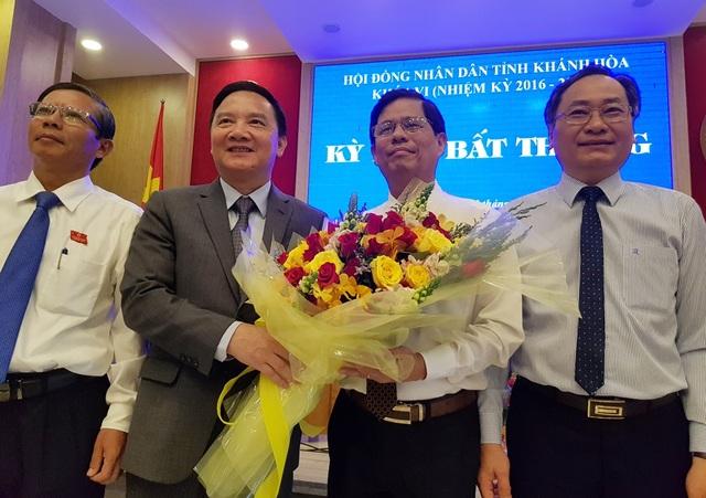 Ông Nguyễn Tấn Tuân làm Chủ tịch UBND tỉnh Khánh Hòa - 1