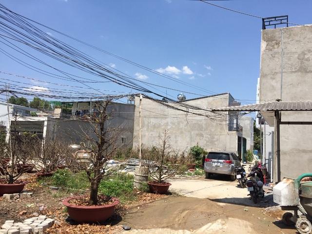 Xây 37 căn nhà trái phép trong khu đất khủng rộng hàng ngàn m2 - 1