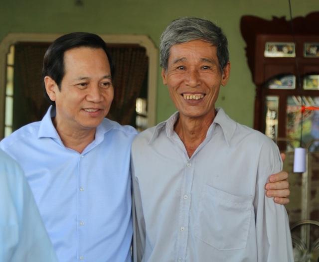 Bộ trưởng Đào Ngọc Dung thăm gia đình chính sách ở Tây Ninh - 5