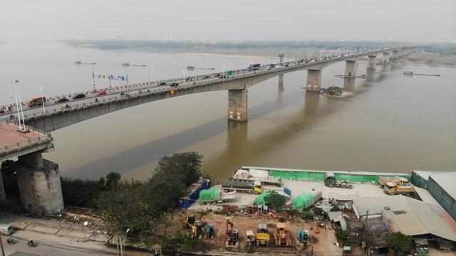 Toàn cảnh giao thông cầu Vĩnh Tuy trước khi xây cầu Vĩnh Tuy 2 - 6