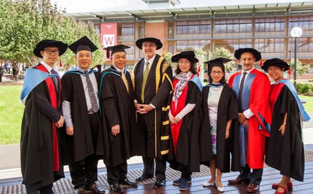 Đại học Úc hỗ trợ gần 1000 USD cho mỗi sinh viên Trung Quốc quay lại trường - 1