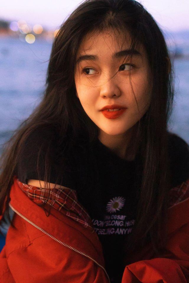9x sở hữu vẻ đẹp được ví như diễn viên Hoa ngữ - 5