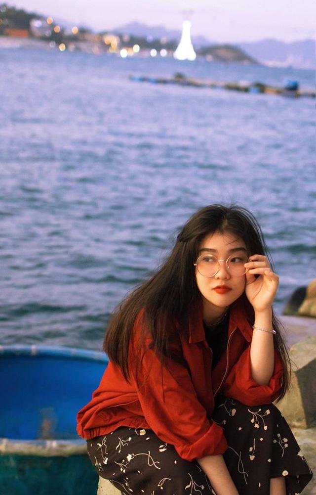 9x sở hữu vẻ đẹp được ví như diễn viên Hoa ngữ - 8