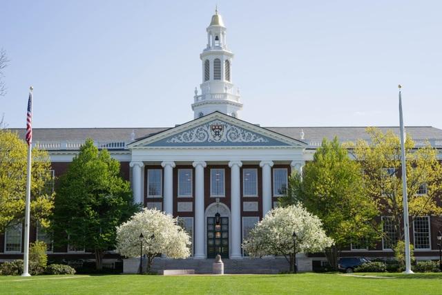 Những ngôi trường đào tạo MBA tốt nhất trên thế giới - 1
