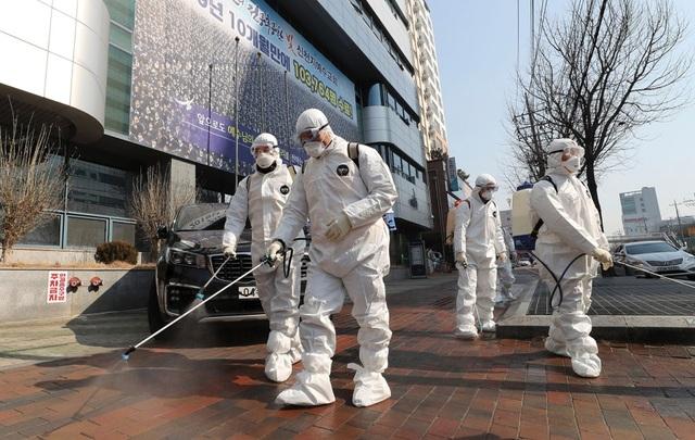 Cục Lãnh sự khuyến cáo công dân Việt Nam không đến vùng dịch tại Hàn Quốc - 1