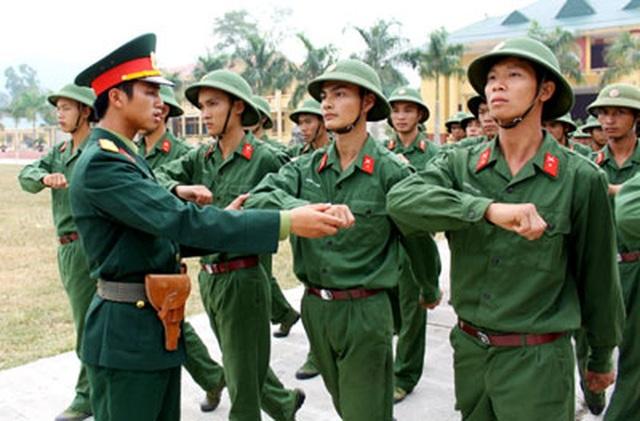 Những điểm mới về tuyển sinh khối các trường quân đội năm 2020 - 1