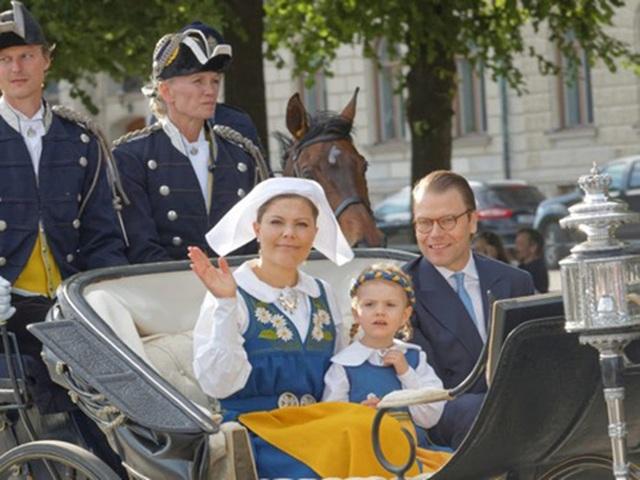 """Hoàng gia Thuỵ Điển và """"bộ sưu tập"""" cung điện ấn tượng - 2"""