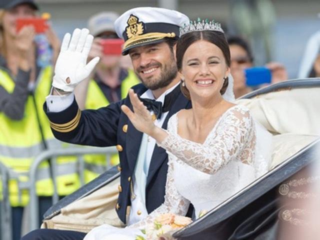"""Hoàng gia Thuỵ Điển và """"bộ sưu tập"""" cung điện ấn tượng - 3"""