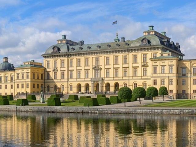 """Hoàng gia Thuỵ Điển và """"bộ sưu tập"""" cung điện ấn tượng - 6"""