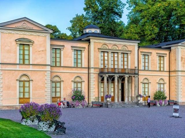 """Hoàng gia Thuỵ Điển và """"bộ sưu tập"""" cung điện ấn tượng - 10"""