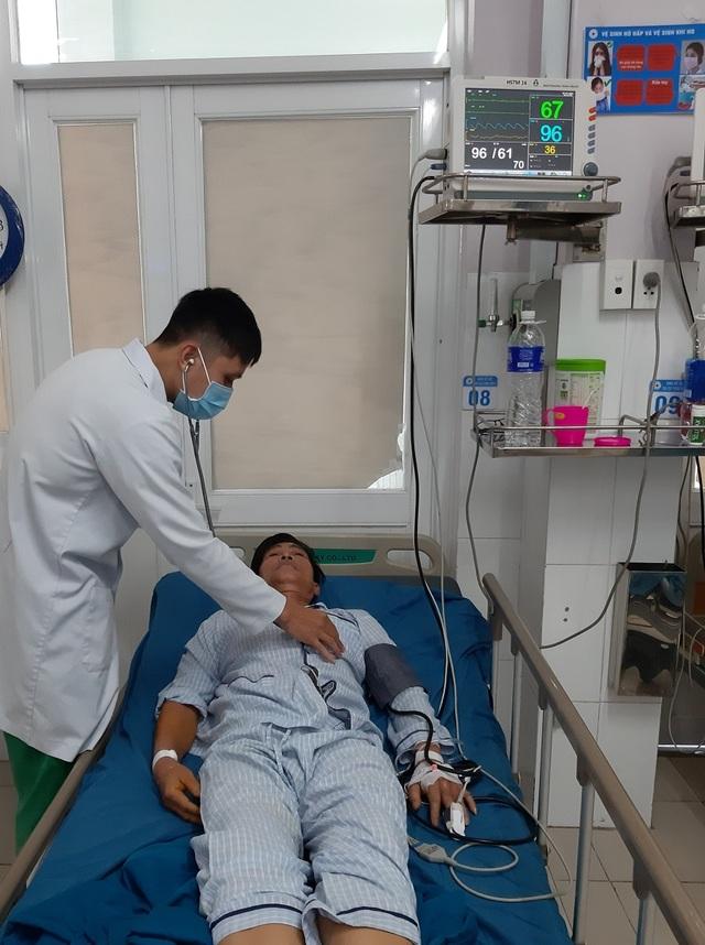Hiếm gặp: Bệnh nhân có trái tim nằm bên phải bị nhồi máu cấp - 4