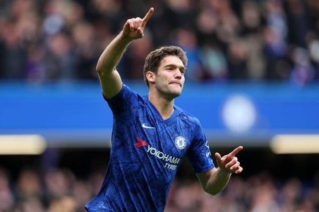 Chelsea 2-1 Tottenham: Hat-trick chiến thắng cho Lampard - 6