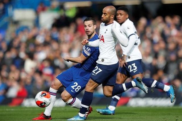 Chelsea 2-1 Tottenham: Hat-trick chiến thắng cho Lampard - 12